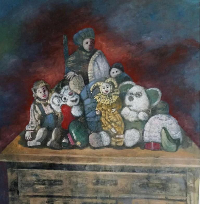 Claudia Tübke Puppen (M.P.)